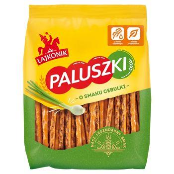 Lajkonik Paluszki o smaku cebulki 150 g