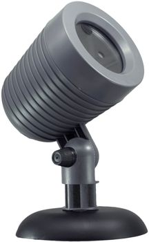Lampa JUMI Projektor laserowy z czujnikiem zmierzchu E-348790