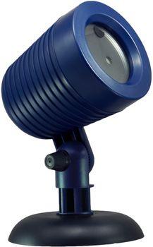 Lampa JUMI Projektor laserowy z czujnikiem zmierzchu