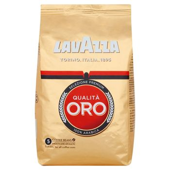 Lavazza Qualità Oro Palone ziarna kawy 1000 g