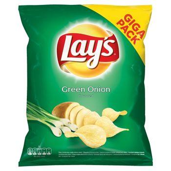 Lay's Chipsy ziemniaczane o smaku zielonej cebulki 265 g