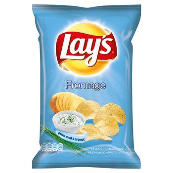 Lay's Fromage Chipsy ziemniaczane 80 g