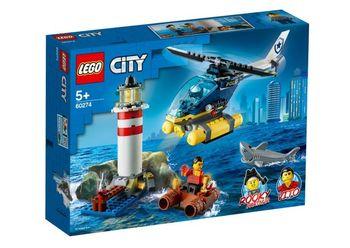 Lego City Policja specjalna 60274