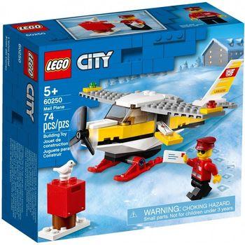 Lego City Samolot pocztowy 60250