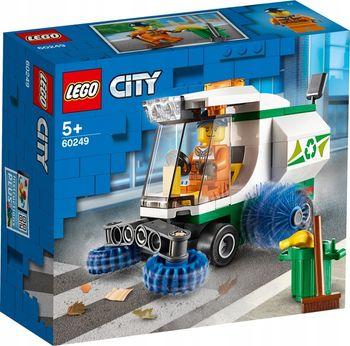 LEGO CITY Zamiatarka 60249