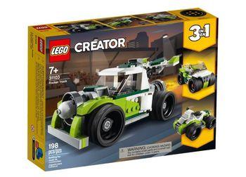 Lego Creator Rakietowy samochów 31103