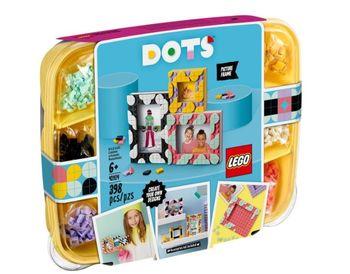 Lego Dots Kreatywne ramki na zdjęcia 41914