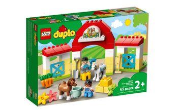 Lego Duplo Stadnina i kucyki 10951