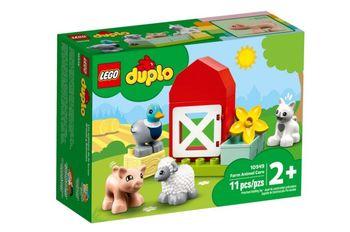 Lego Duplo Zwierzęta gospodarskie 10949