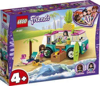 LEGO Friends Klocki Food truck z sokami 41397