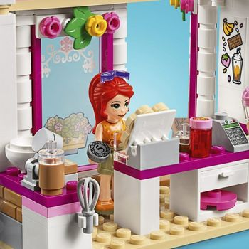 Lego Friends Parkowa kawiarnia w Heartlakle 41426