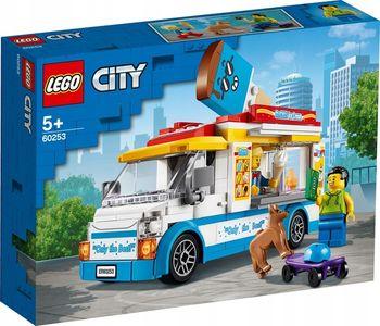 LEGO CITY Furgonetka z lodami 60253