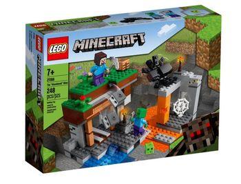 Lego Minecraft Opuszczona kopalnia 21166