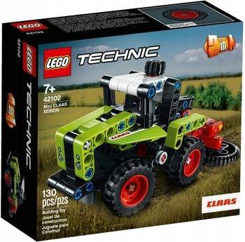 LEGO Technic Klocki Mini CLAAS XERION 42102