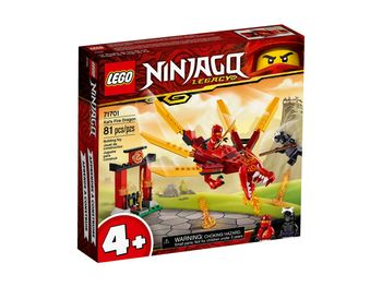 Lego Ninjago Smok ognia 71701