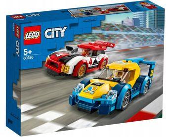 LEGO Klocki  Samochody wyścigowe 60256