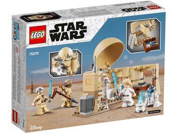 LEGO Star Wars, klocki plastikowe Chatka Obi-Wana 75270