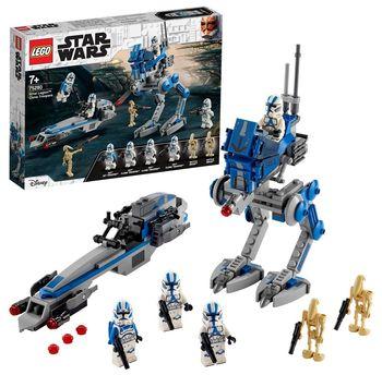 Lego Star Wars  Żołnierze klony 75280
