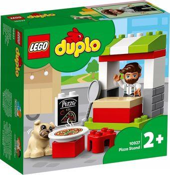 LEGO Duplo Klocki Stoisko z pizzą 10927