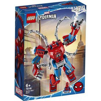 LEGO Super Heroes-Spider Mech 76146