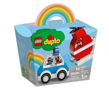 Lego Suplo Helikopter Strażacki 10957