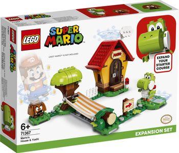 Lego Yoshi i dom Mario 71367