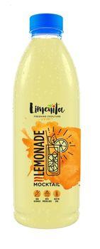 Lemoniada z wyciśniętym sokiem z cytryny z miąższem Limenita 1000 ml