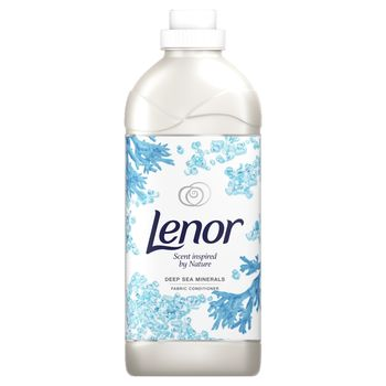 Lenor Deep Sea Minerals Płyn do zmiękczania tkanin 1.38L, 46 prań,