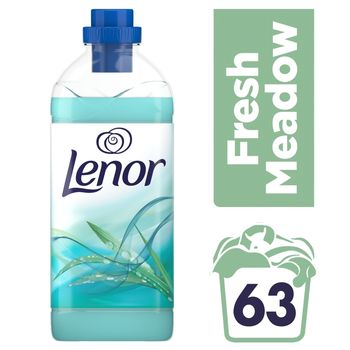 Lenor Fresh Meadow Płyn do płukania tkanin 1,9 l, 63prania