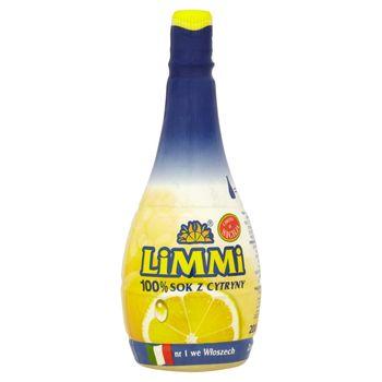 Limmi 100% sok z cytryny 200 ml