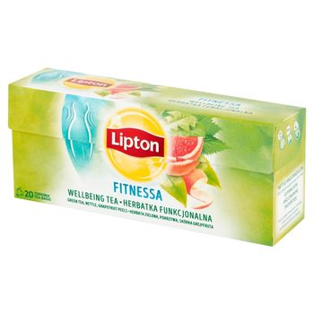 Lipton Fitnessa Herbatka funkcjonalna 32 g (20 torebek)