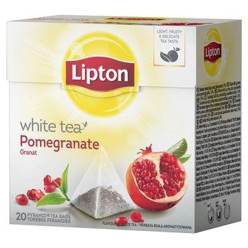 Lipton Granat Herbata biała 30 g (20 torebek)