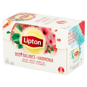 Lipton Harmonia Herbatka ziołowa 36 g (20 torebek)