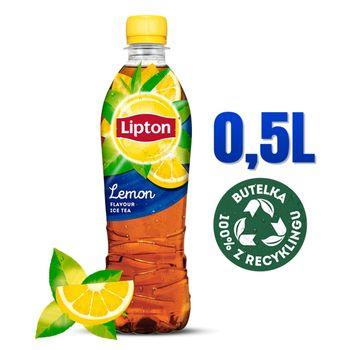Lipton Ice Tea Lemon Napój niegazowany 500 ml
