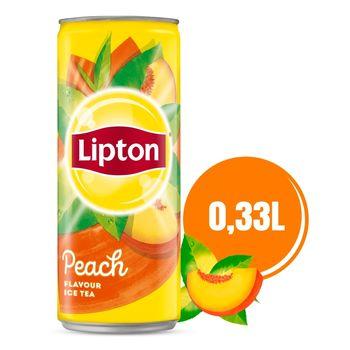 Lipton Ice Tea Peach Napój niegazowany 330 ml