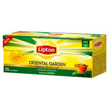 Lipton Oriental Garden Herbata czarna 45 g (25 torebek)