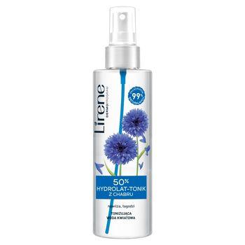 Lirene 50% hydrolat-tonik z chabru 200 ml
