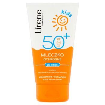 Lirene Kids Mleczko ochronne dla dzieci SPF 50+ 150 ml