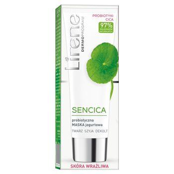 Lirene Sencica Probiotyczna maska jogurtowa 50 ml