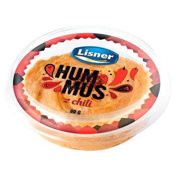 Lisner Hummus z chili 80 g
