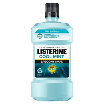 Listerine Cool Mint Płyn do płukania jamy ustnej 500 ml