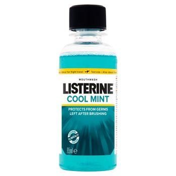 Listerine Cool Mint Płyn do płukania jamy ustnej 95 ml