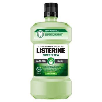 Listerine Green Tea Płyn do płukania jamy ustnej 500 ml