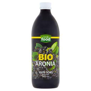 Look Food Bio sok aronia 500 ml