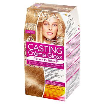 L'Oréal Paris Casting Crème Gloss Farba do włosów 910 Cukierkowy blond