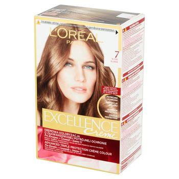 L'Oréal Paris Excellence Creme Farba do włosów Blond 7