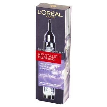 L'Oreal Paris Revitalift Filler HA Skoncentrowane hialuronowe serum wypełniające 16 ml