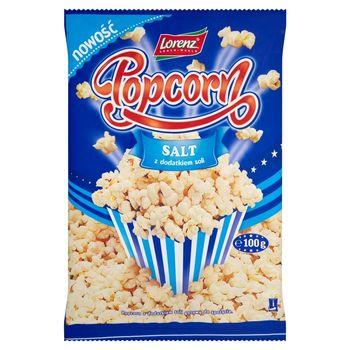 Lorenz Popcorn z dodatkiem soli 100 g