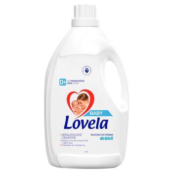 Lovela Baby Hipoalergiczne mleczko do prania do bieli 2,9 l (32 prania)