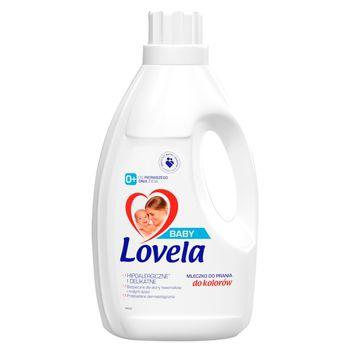 Lovela Baby Hipoalergiczne mleczko do prania do kolorów 1,45 l (16 prań)